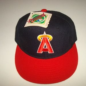 Other - CALIFORNIA ANGELS HAT CAP VINTAGE 90S NEW ERA TAG